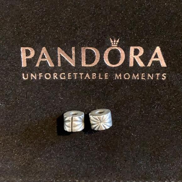 Pandora Sunburst Clip Charms